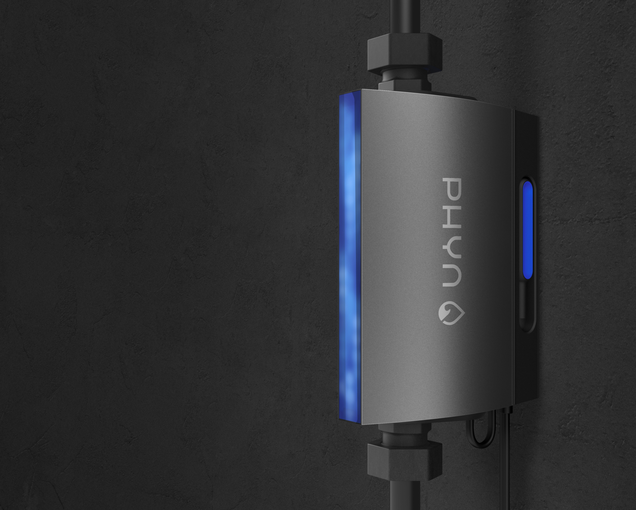 The Phyn Plus smart water assistant