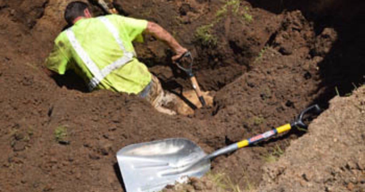 Indiana Plumber Survives Trench Collapse Plumber Magazine