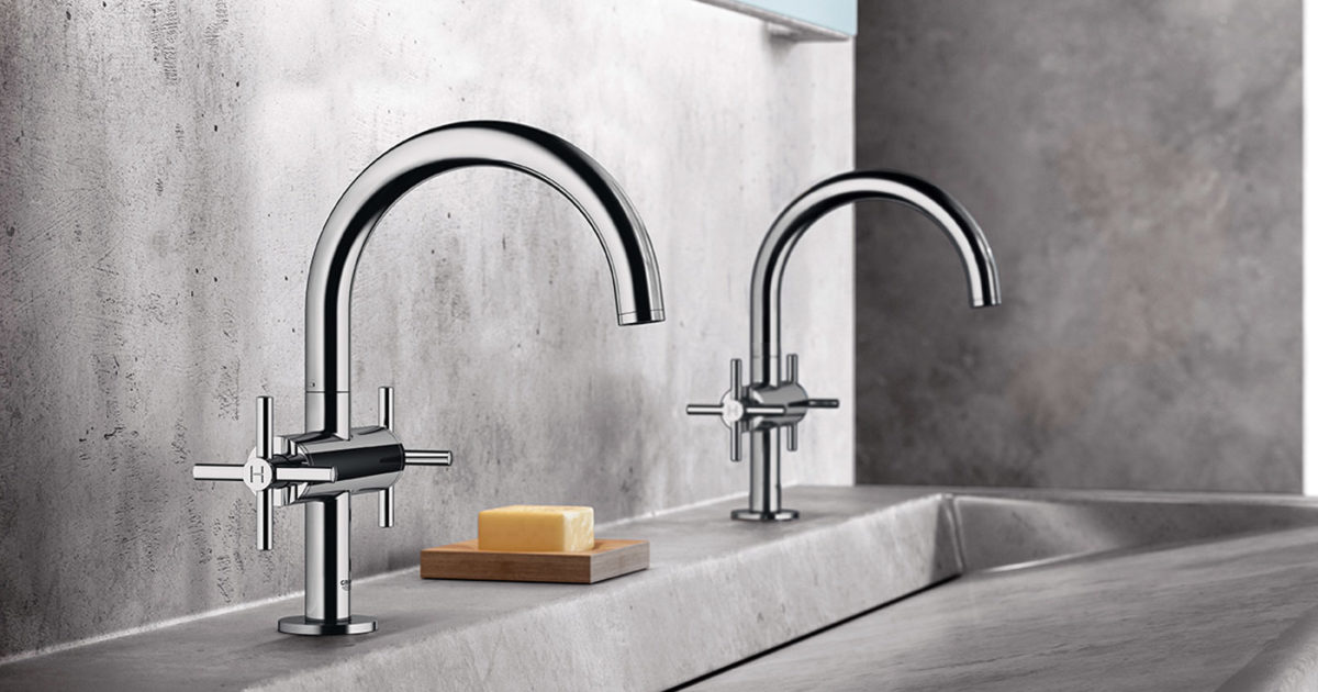 Grohe Atrio Bath Faucet Collection Plumber Magazine