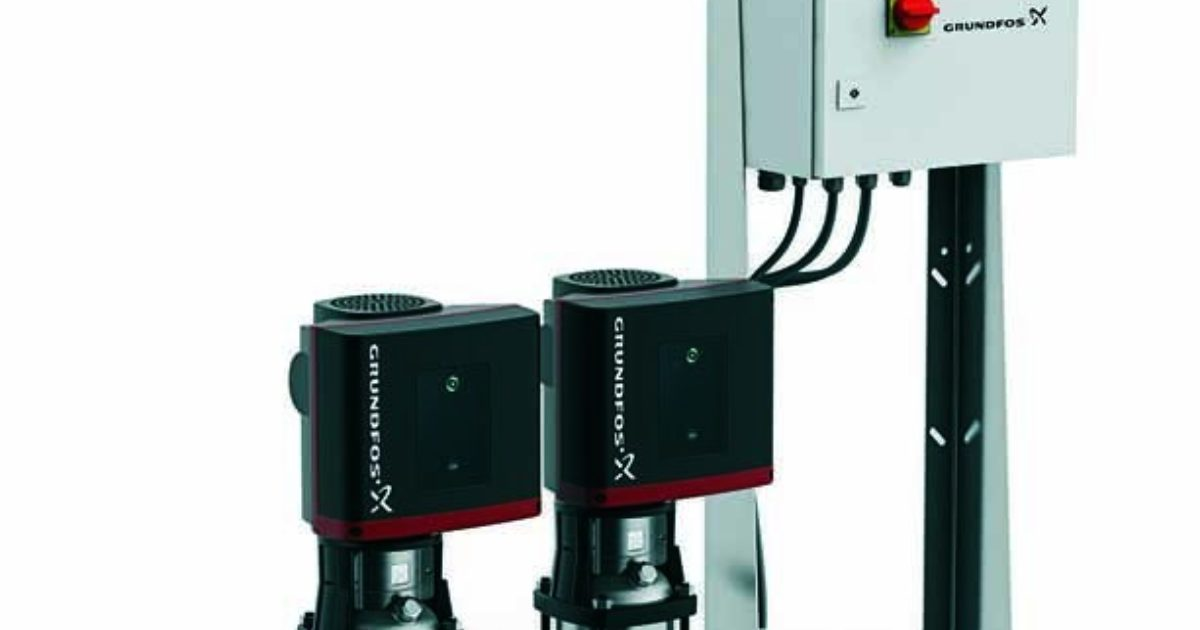 Water Pumps - Grundfos Hydro MPC BoosterpaQ | Plumber Magazine