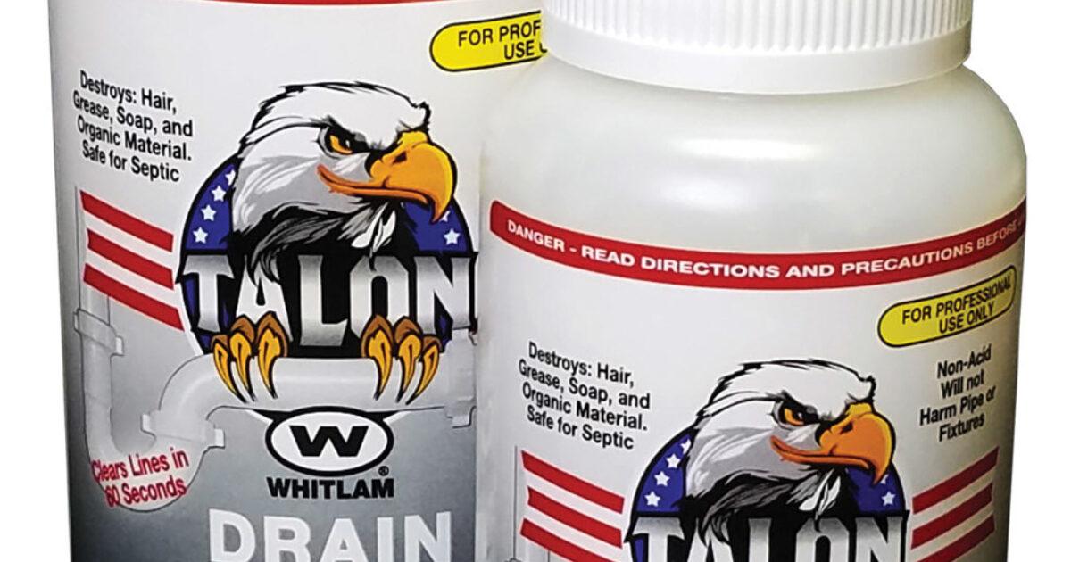 Grease Chemical J C Whitlam Mfg Talon Drain Plumber