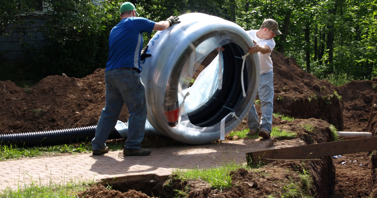 Pre Insulated Pex Pipe Benefits Underground Plumber