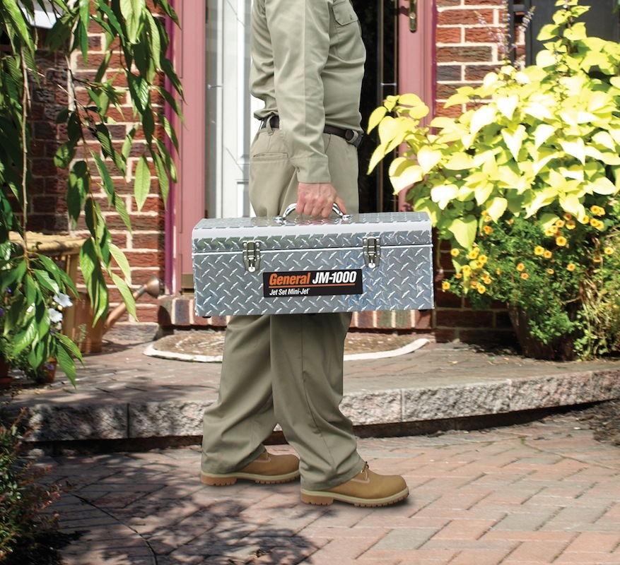 A Jetter That Clears Drains So Well, You Can Offer a Clog-Free Warranty