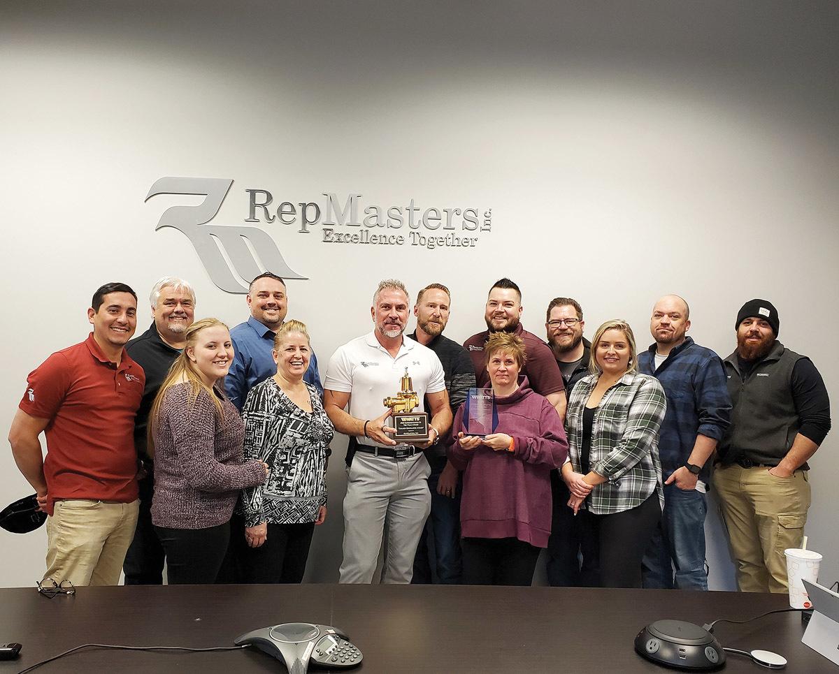 The RepMasters team